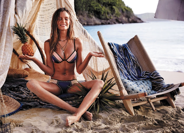 Victoria's Secret brings second Swim Lookbook 2016