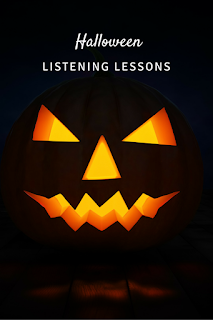 Halloween listening lessons: Blog post with links to YouTube videos and suggestions for the music classroom!