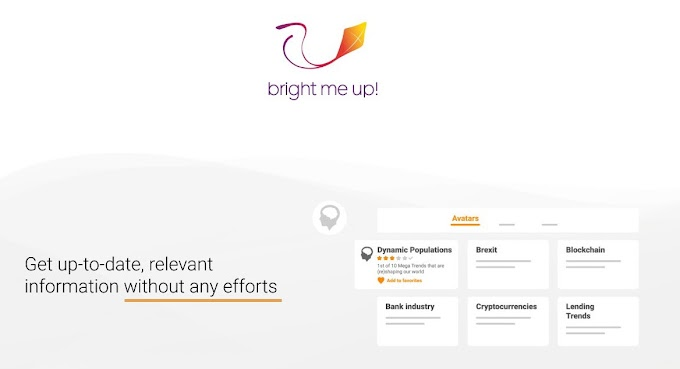One Stop Destination For All FinTech Questions: BrightMeUp!