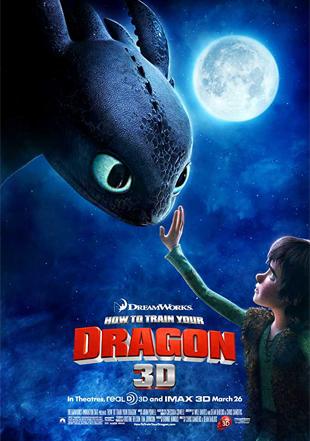 How To Train Your Dragon 2010 BRRip 720p Dual Audio In Hindi English ESub