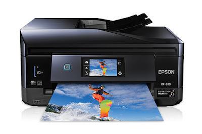 Epson XP-830 Treiber Drucker Download