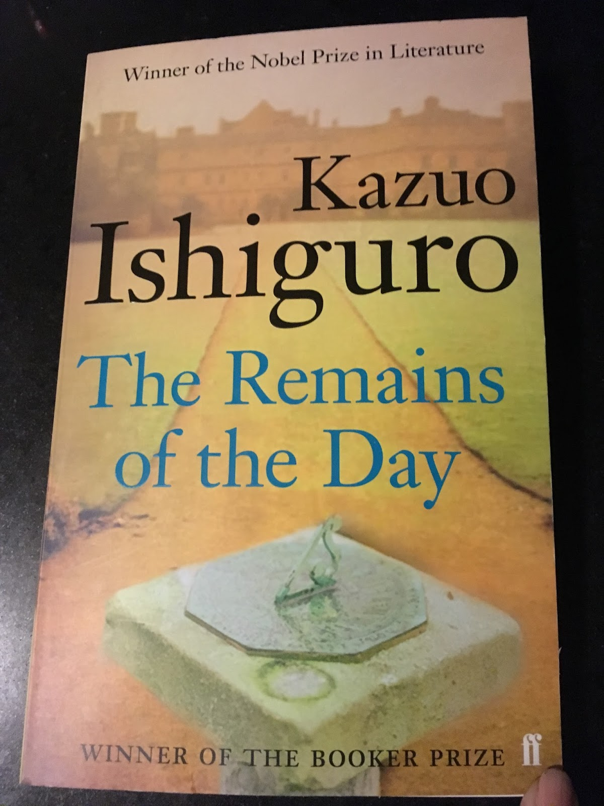 an analysis of the remains of the day by kazuo ishiguro A short summary of kazuo ishiguro's the remains of the day this free synopsis covers all the crucial plot points of the remains of the day summary & analysis.