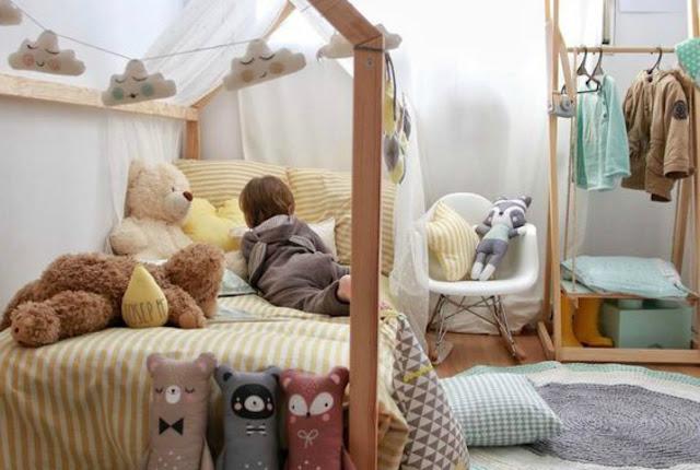 Habitacion infantil niño