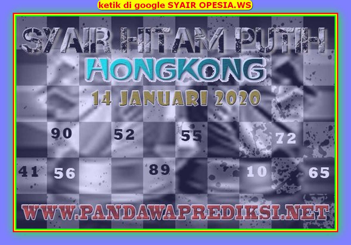 Kode syair Hongkong Selasa 14 Januari 2020 173