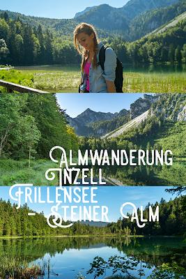 Almwanderung Inzell | Bergwald- Erlebnispfad - Frillensee - Steineralm 21