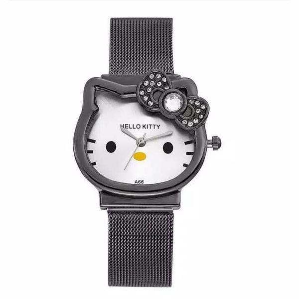 Jam Tangan Wanita Magnet Hello Kitty JA0005