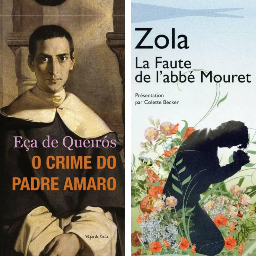 literatura paraibana ensaio crime padre amaro faulte mouret religiao pecado zola machado de assis eca de queiroz