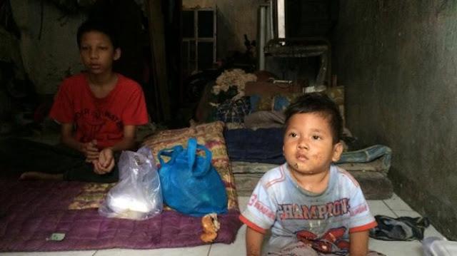 Miris Melihat Anak 16 Tahun Nafkahi Sang Adik Karena Ditinggal Orangtua