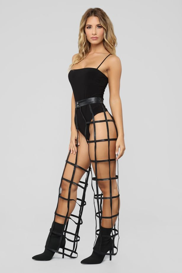 Ladies, Would You Rock This New Cage Trousers?