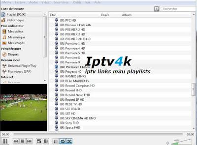 Best Iptv Provider French Channels List Url