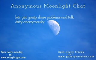 Anonymous moonlight chat