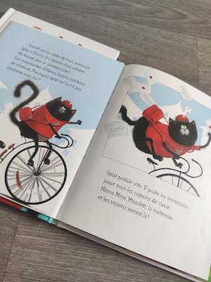 splat le chat collection de livres cp ce1 rallye lecture
