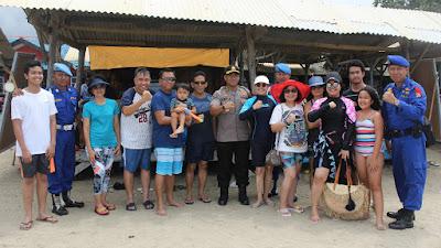Kabid Humas Polda Banten, Edy : Patroli Wisata, Berikan Pelayanan Terbaik Terhadap Masyarakat