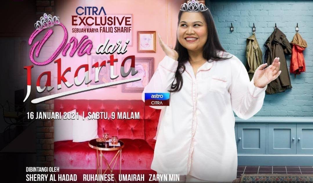 Tonton Telefilem Diva Dari Jakarta (Astro Citra)