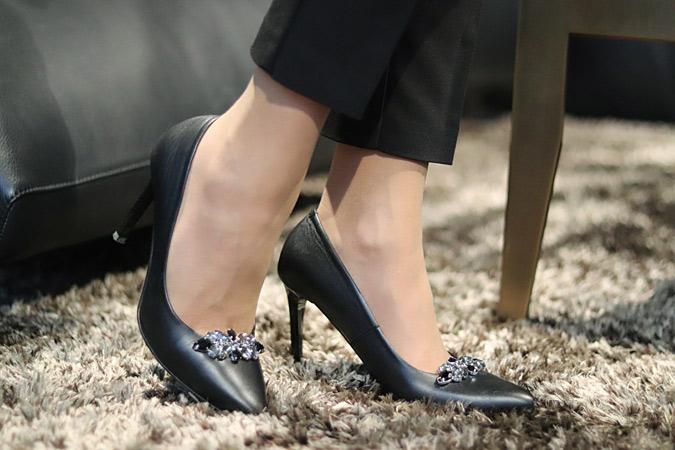 Klipsy do butów damskich