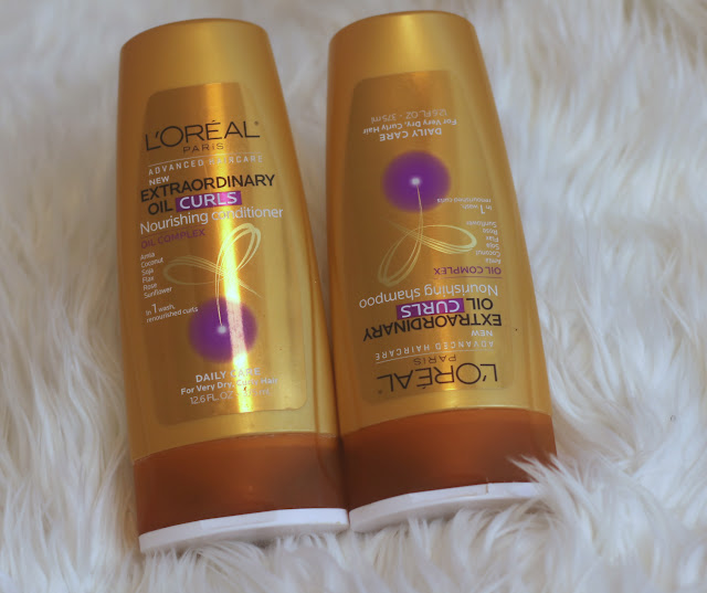 L'oreal Extraordinary Oil Curls Review