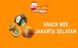 Pesan Snack Box Jakarta Selatan