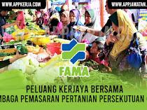 Jawatan Kosong Terkini di Lembaga Pemasaran Pertanian Persekutuan (FAMA)