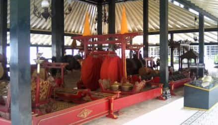 Keraton Yogyakarta Barometernya Kebudayaan Jawa