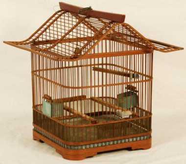 Ide Warna Cat Dan Cara Mengecat  C B Mewarnai Gambar Burung Bangau Menjaga Sangkar Contoh