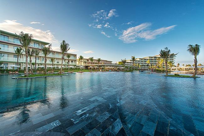 FLC Sầm Sơn - Bể bơi nước mặn