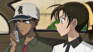 名探偵コナン 劇場版 | 第17作 絶海の探偵 Private Eye in the Distant Sea | Detective Conan Movies | Hello Anime !
