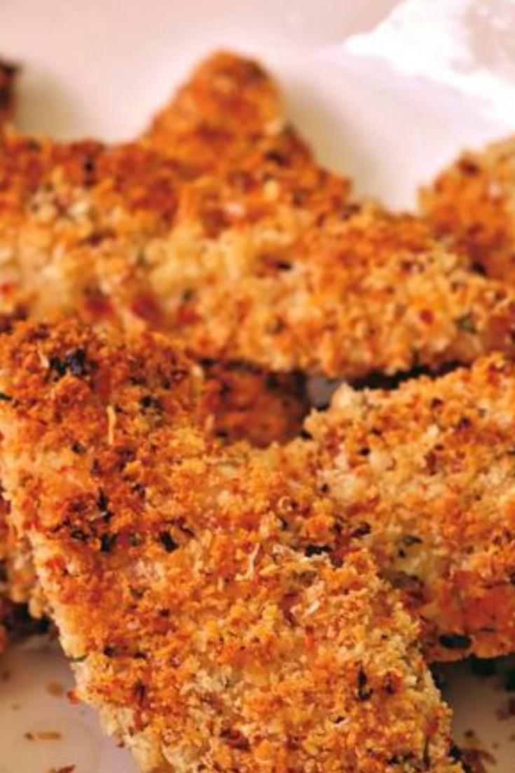 Trisha Yearwood's Recipe for 'Unfried Chicken'