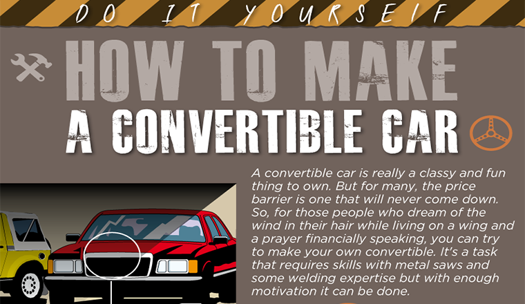 Mod Your Car to a Convertible