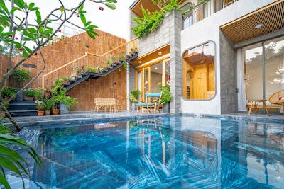 Thuê villa đà nẵng, thuê biệt thự đà nẵng, villa đà nẵng 5 phòng ngủ, vivian villa đà nẵng