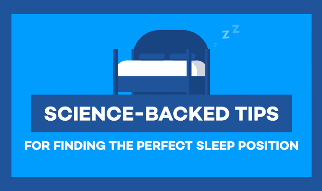 Science-Backed Tips For Finding The Perfect Sleep Position