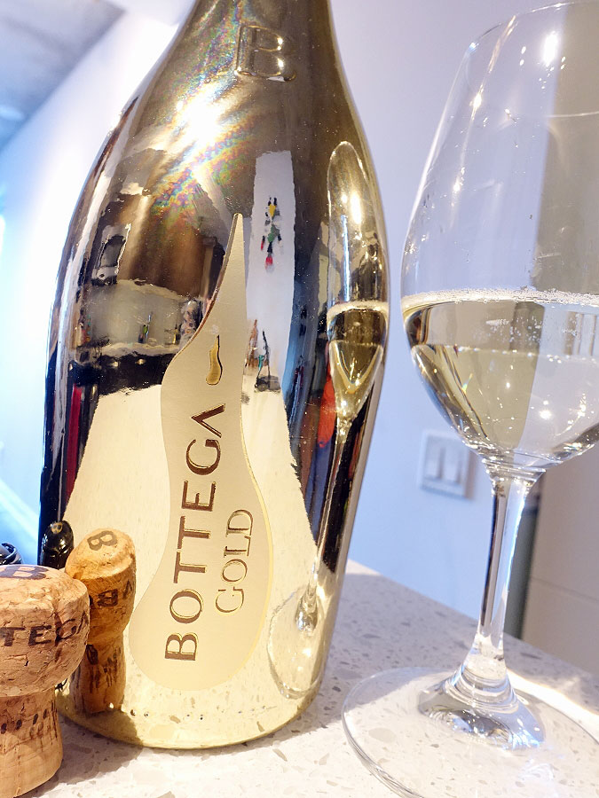 Bottega Gold Prosecco (88 pts)