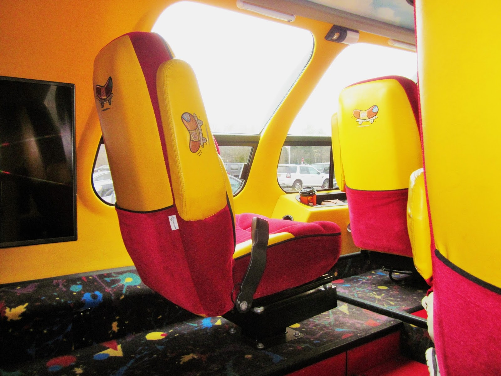 Belmont Vision – Hot diggity dog: On board the Oscar Mayer ...