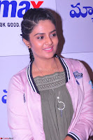 Sree Mukhi at Meet and Greet Session at Max Store, Banjara Hills, Hyderabad (25).JPG