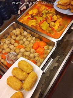 masakan vegetarian semarang