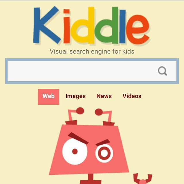 Kiddle.co, Google, Search Engine