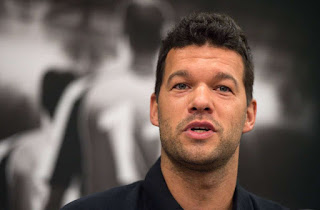 Chelsea legend Michael Ballack has tumour removed Successfully from his spine and is cleared of cancer