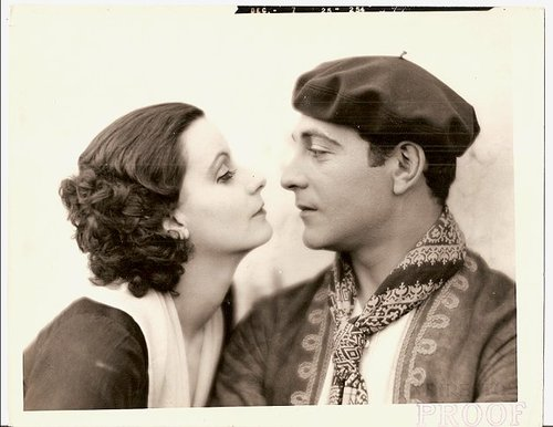 Garbo and Cortez Torrent 1926 Greta Garbo