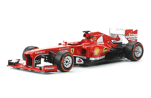 Ferrari F138 2013 Fernando Alonso f1 the car collection