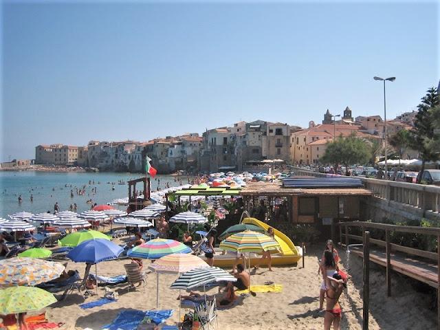 Playas de Cefalù