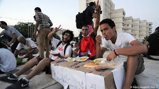 بسبب الإفطار في نهار رمضات إيقاف أساتذة في تونس