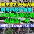 想做生意但未有店铺?槟岛市政厅首推:逾200商业单位招租,免租金一年!斯里槟榔园(Taman Sri Pinang)