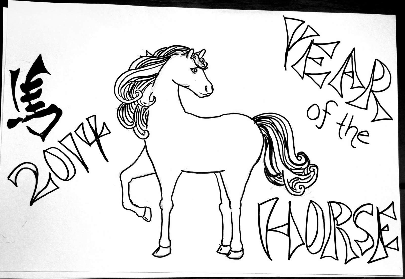 Smart Class Year Of The Horse