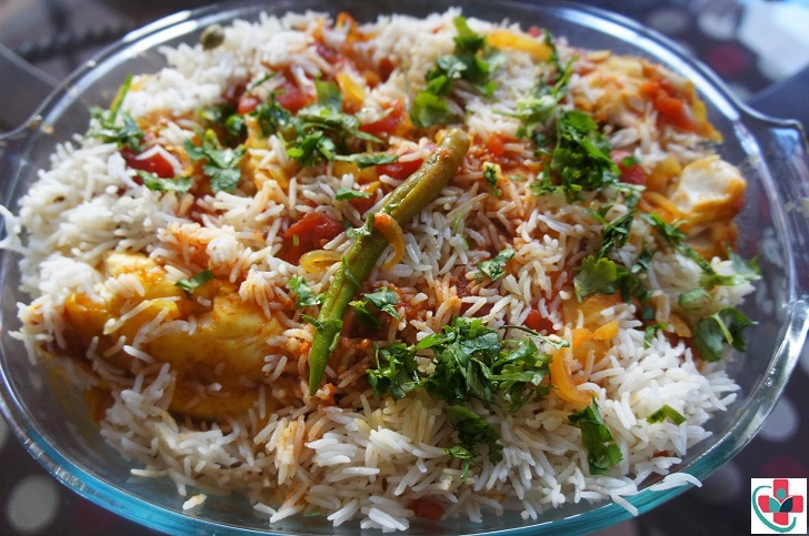 DELICIOUS FISH PILAU RECIPE
