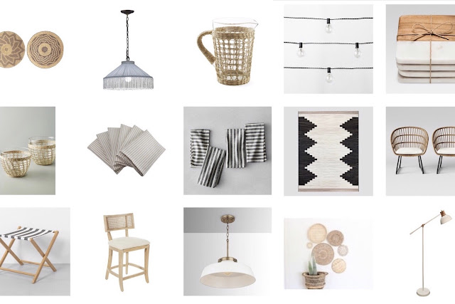 Favourite Finds: Boho Decor Harlow and Thistle