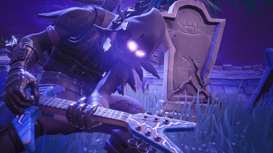Fortnite Battle Royale - Raven Joue de la Guitare - Full HD 1080p