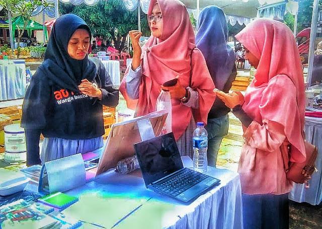 AtmaGo Hadir di Eco Fest 2019 Unisma Bekasi