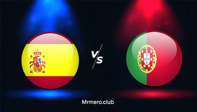 نتيجة إسبانيا والبرتغال اليوم