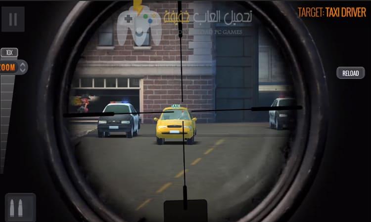 تحميل لعبة Sniper 3D Assassin