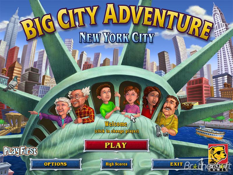big city adventure new york city  download game free