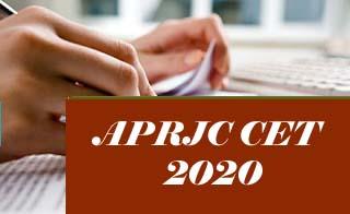 APRJC 2020 Notification, Exam date, Online Application form, Eligibility